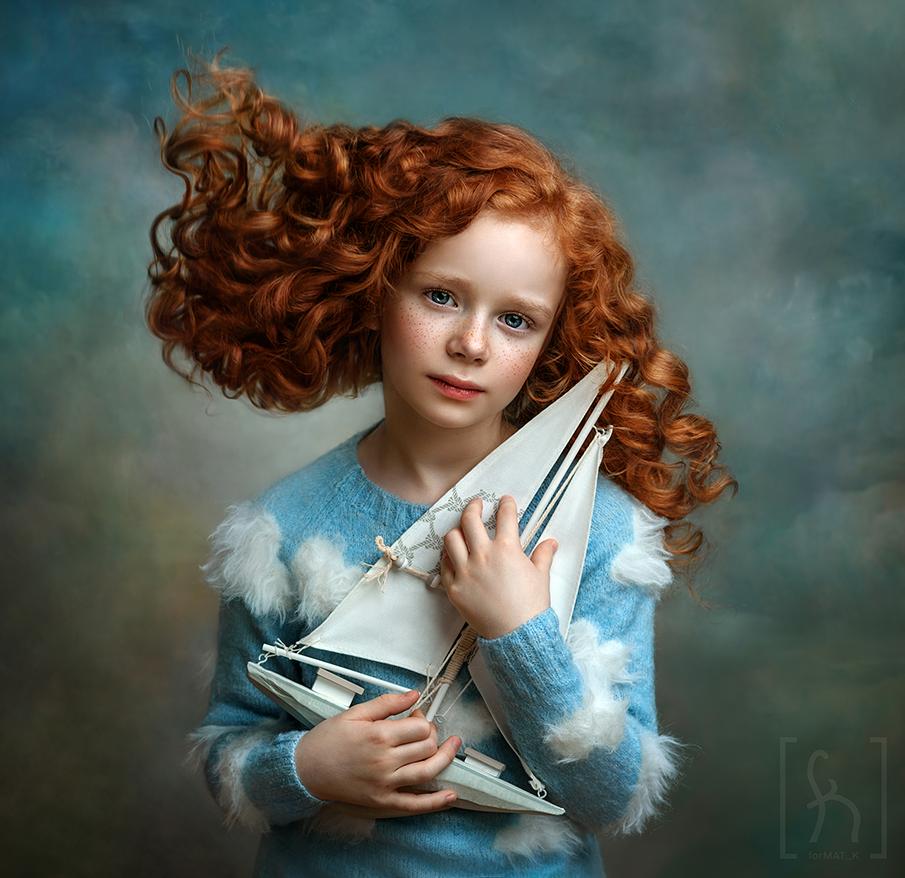 fine art-portret-Łódź-sesja dziecięca