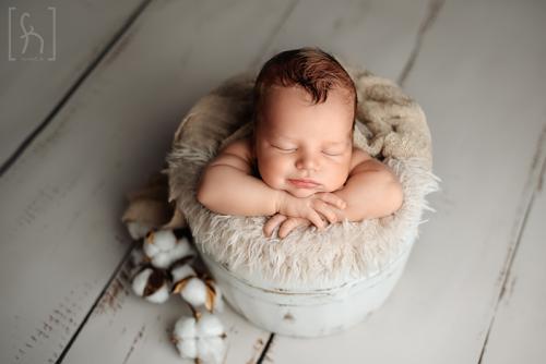 sesja-boho-niemowlęca-fotograf-łódź-brzeziny