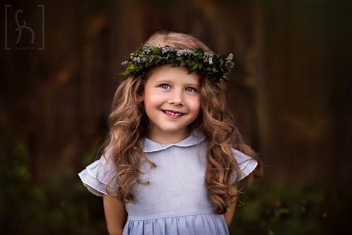 sesja-dziewczynka-4 lata-boho-łódź