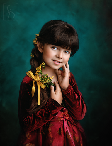 sesja-dziecięca-portret-fine-art-Łódź