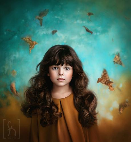 fotografia-dziecięca-dziewczynka-artystycznie-formatka fotografia